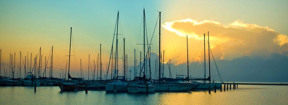 Boat Sunrise